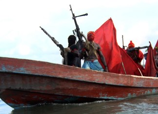 Nigeria is now the piracy capital of the world