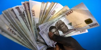 CBN reacts to Naira float