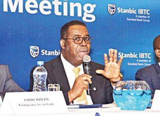 Stanbic IBTC Dividend 2018