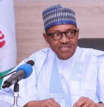 President Muhammadu Buhari, new minimum wage
