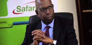 Safaricom replaces Bob Collymore with Michael Joseph, Safaricom appoint