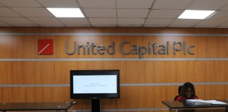 United Capital, a Treasure in the Mire, United Capital Plc announces close period ahead of Q3 2019 results