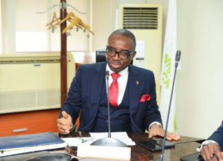 Zenith Bank GMD Ebenezer Onyeagwu, Central Bank of Nigeria, CBN's loan-to-deposit ratio policy, Nigerian Stock Exchange NSE stocks, Banks in Nigeria, Deposit Money Banks in Nigeria, Zenith Bank announces close period ahead of Q3 2019 results, Zenith Bank collaborates with fintechs, but insists it is not scared to compete with them