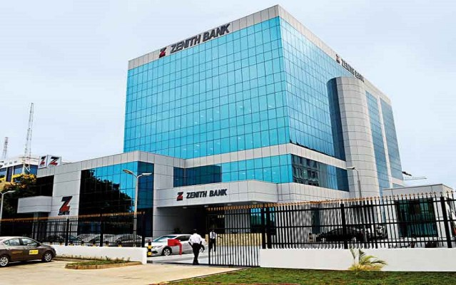 Zenith Bank Plc, First Bank Plc