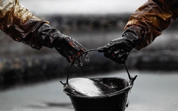 Bonny Light and Brent crude oil