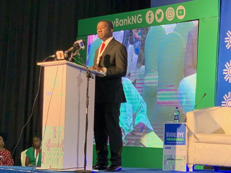 DBN meets SMEs' financial need with over N70 billion