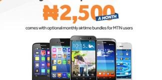 Access Bank Unveils Smartphone Device Financing Scheme
