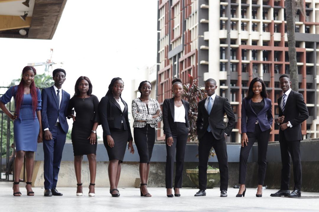 Members of Investment Society of UNILAG. Photo: Nairamatrics