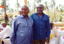 Otedola extols Dangote's multi-billion dollars refinery project
