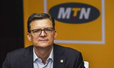 MTN Group Limited, MTN Nigeria to raise N100 billion through commercial paper, Will October be a month not to remember for MTN Nigeria?, Why MTN is being dragged to court by families of American soldiers,MTN Group Ltd is confident its FY 2019 earnings will rise by 50%