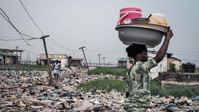 President Muhammadu Buhari, Nigerian economy, Sub-Saharan Africa economy, Poverty rate in Nigeria, Poverty rate in Sub-Saharan Africa