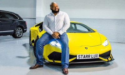 Meet the successful Nigerian entrepreneur who owns the Airbnb of luxury cars in UK.