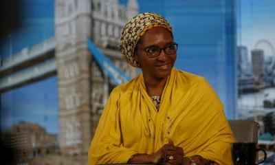 IMF, International monetary fund, Zainab Ahmed, Nigeria's Minister of Finance, Budget and National Planning