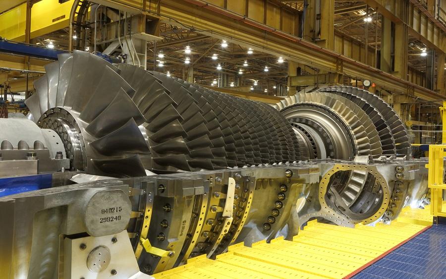 Gas turbines, Dangote Cement