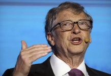 Bill Gates, GDP