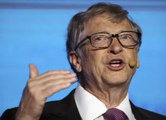 Bill Gates, GDP