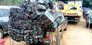 Border Closure: Traders risk losses as 500 truckloads get stranded