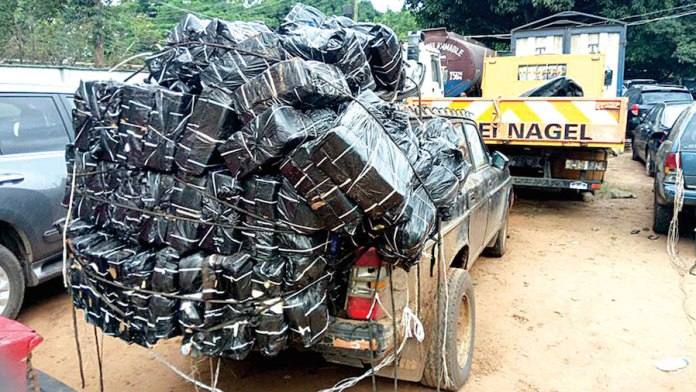Border Closure: Traders risk losses as 500 truckloads get stranded