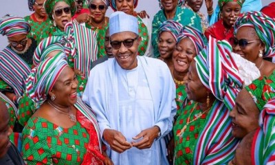 Reasons I prefer women to manage economy - Buhari
