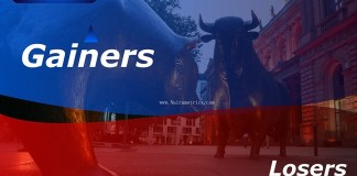 How your stocks performed last week, Bears rule at the stock market, lose N174.37 billion on Wednesday , Nigerian bourse up 0.54% as Investors gain N63 billionBears dominate Nigerian bourse Index down 0.94%, trading volume remains low,Bears dominate Nigeria bourse trading session, ASI down 2.02%, Bulls lift Nigerian bourse, Index up 1.24%, Investors gain N133 billion