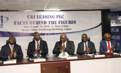 C and I Leasing seeks regulatory approval for N3.2 billion right issue