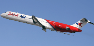 Dana Air increases fleet, acquires Boeing 737 aircraft