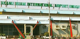 FAAN commences renovation of Enugu Airport