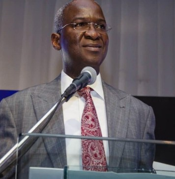 BPP statements on inflated contracts, misleading-Fasholaalleges, FG to construct, fix 14 roads with N166 billion