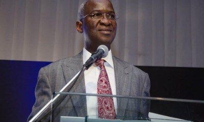 Fashola to fix 44 roads across Nigeria with Sukuk funds, The FederalThird Mainland Bridge, Housing: Tackling Nigeria's huge housing deficit, Nigerian roads are not that terrible, Fashola says