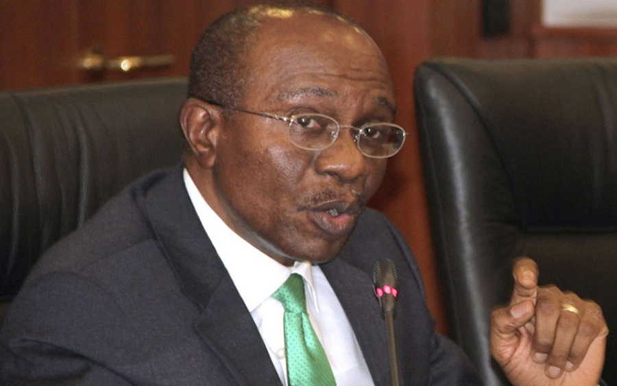 CBN advances ban on food imports , Emefiele, Nigeria's manufacturing sector contracts, as key components shrink, CBN makes case for PSBs, cautions Banks, PSBs against demarketing , Banks' deposit with CBN dropped 68% in 9 months , Devaluation's drum beats louder