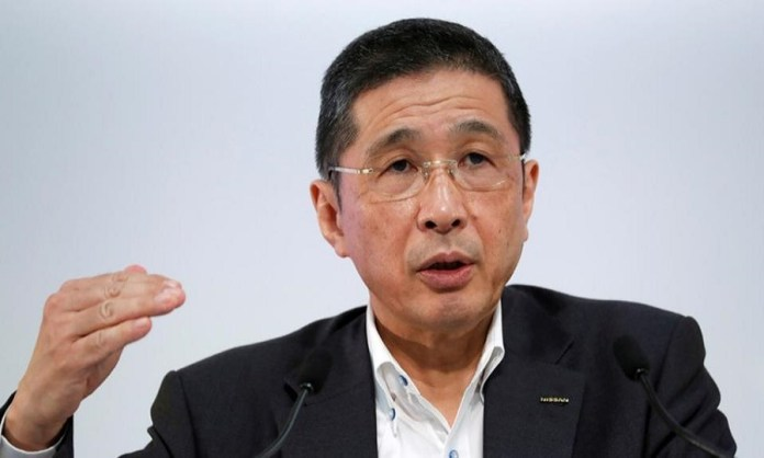 Scandal: Another blow on Nissan as CEO steps aside