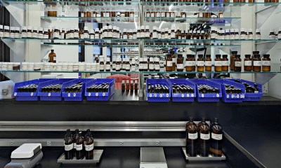 Symrise laboratories