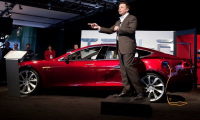 Tesla up 500% in 2020, near $500 billion market value, Survey unveils Elon Musk as the most inspirational leader in tech
