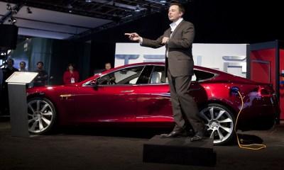 Tesla up 500% in 2020, near $500 billion market value, Survey unveils Elon Muskas themost inspirational leader in tech