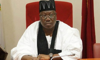 Adeleke confirmed as NCC Executive Commissioner by the senate, Nigeria is on the path of growth despite challenges - Senate President tells IMF