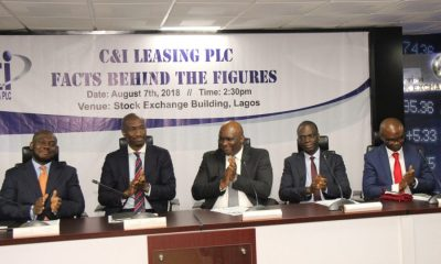 The NSE's best performing stock in 2019 was just struggling last year; what changed?, C&I Leasing assures investors of brighter 2020 , SEC extends C&I Leasing N3.2 billion rights issue to Jan. 13