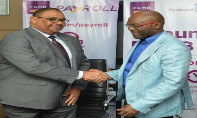 FCMB and SystemSpecs sign MoU, launch a payroll solution for SMEs