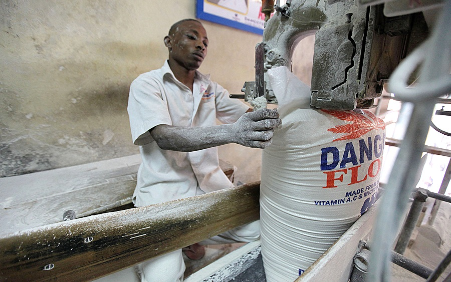 Dangote Flour Mills shareholders unanimously approve company acquisition