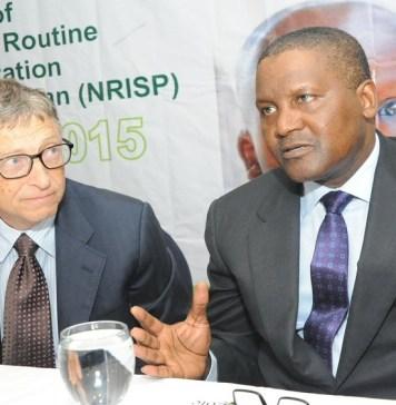 UnlikeNigerians, Bill Gates addresses Dangote differently