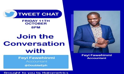 Nigeria's public finance is so bad it had to resort to VAT increase – Feyi Faweyinmi