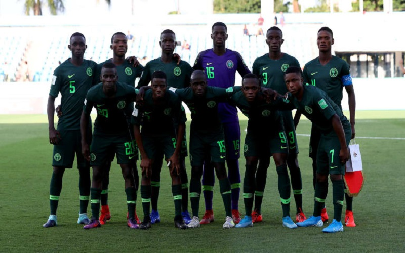 Zenith Bank/NFF Future Eagles