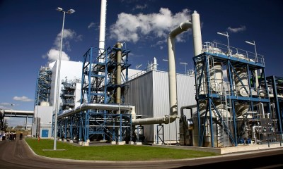 Gas plant, Buhari says Nigeria closer to self sufficiency in gas, commissions largest onshore LPG plant