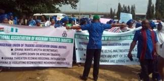 border, goods, Nigerian, snub, Ghana Union of Traders Association (GUTA)