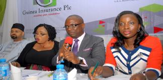 Guinea Insurance seeks to raise capital to N12 billion