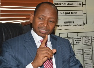 Auditor-General, Accountant-General, grants, FAACdisburses N327.68billion to States and LGAs in September, as allocation drops again, Auditor-GeneraldragsAccountant General of the Federation into financial infraction mess