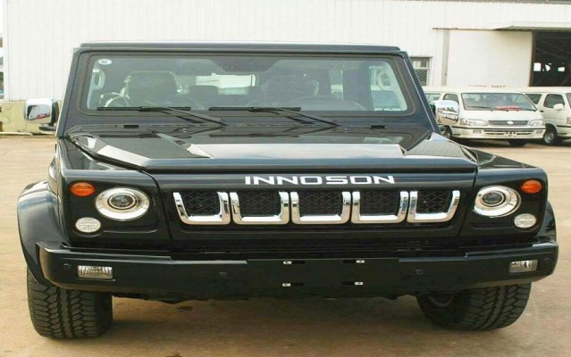 Mixed reactions trail value of Innoson's car, its copycat design of Chinese vehicle