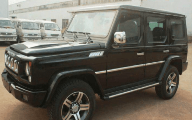 Mixed reactions trailvalue ofInnoson'scar, its copycat design of Chinese vehicle