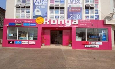 Kongaopens new storesinLagos, Abuja,Uyo,Rivers, Warri, others