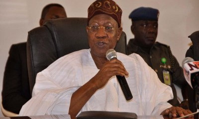 FG says ICC, Amnesty International worsening the fight against insecurity, Lai Mohammed, 5g network, NBC Code: 716 infractions sanctioned by Commission for 2nd quarter of 2020