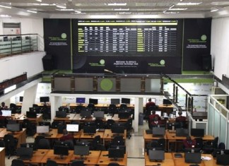 NSE moves to protect investors' data , Ekiti, Osun, Delta, Imo, 9 others raise over N500 billion bonds in 10 years, Equities: Foreign investors remain net sellers of Nigerian equities, Top 10 stockbroking firms traded N1.35 trillion on stocks in 2019, Equities: A bullish run to start the year, NSE to sustain growth in 2020, CEO assures